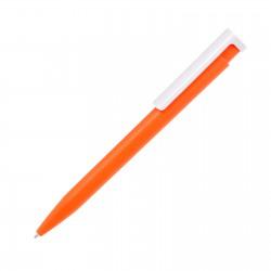 Ручка шариковая пластиковая Clic, ТМ Тотоби