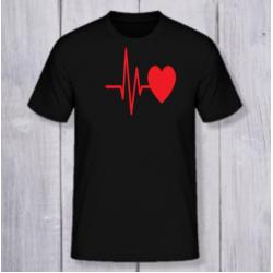 Принт Heartbeat