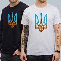 Герб Украины 4