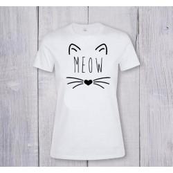 Принт Meow