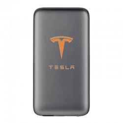 Повербанк (портативный аккумулятор) Bubble Bang, 4000 mAh, светящийся логотип