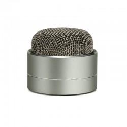 Karaoke, Портативная Bluetooth колонка, 3 Вт, AUX, металлический корпус