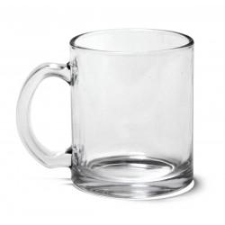 Чашка стеклянная ТМ