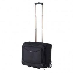 Деловая сумка на колесиках