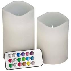 Набор двух свечей