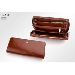 Бумажник женский из итальянской кожи